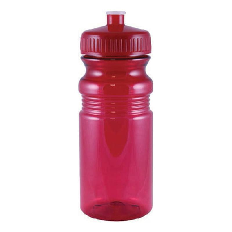 20 Oz. Translucent Sport Bottle
