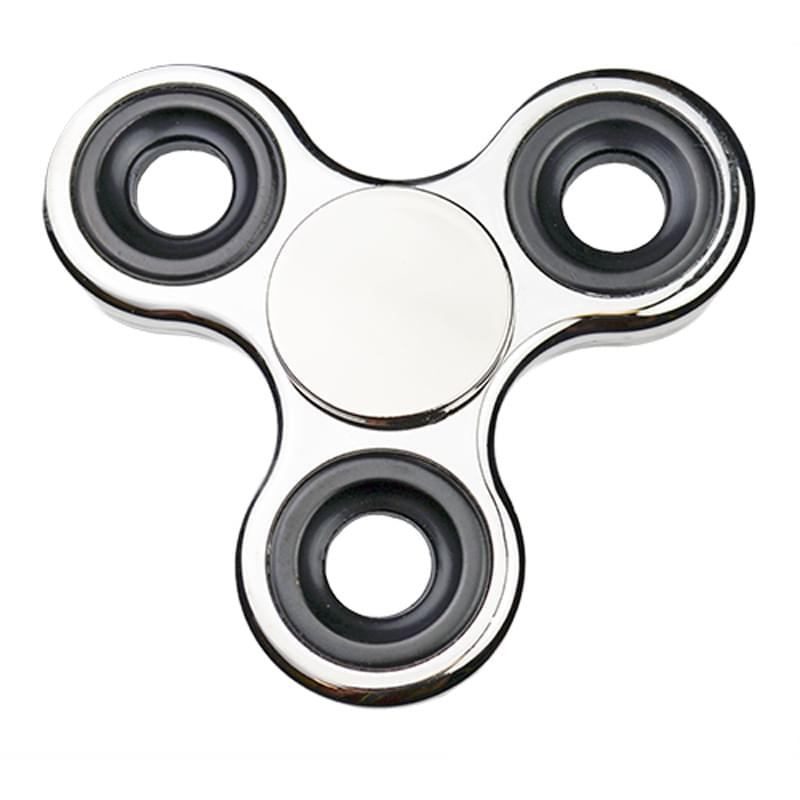 Fidget Spinner in Gold or Silver