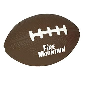 "3"" Football Stress Reliever"