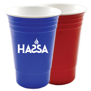 16 Oz. Double Wall Insulated Party Cup